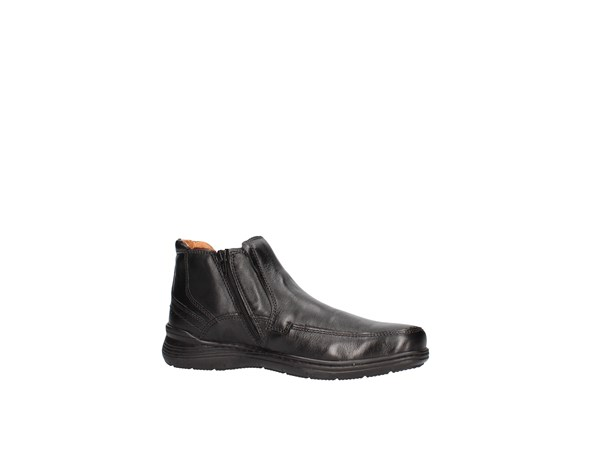 Valleverde 20878 Black Shoes Man Ankle Boots