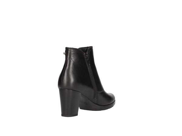 Valleverde 46101 Black Shoes Women Bootie