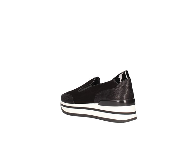 Chiara Leonardi X609 Black Shoes Women Sneakers