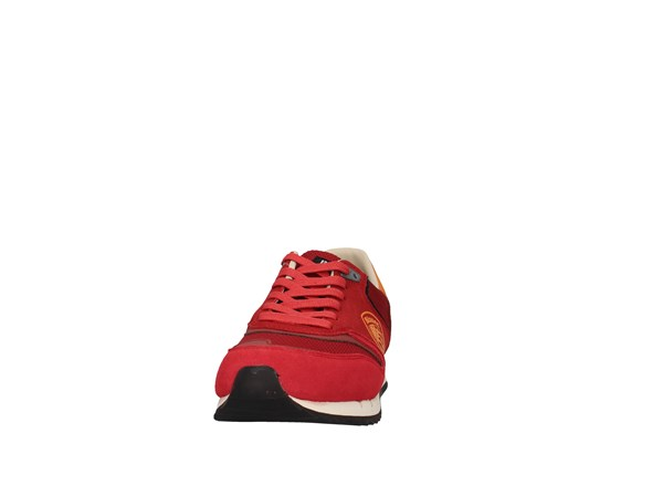 Blauer. U.s.a. 9smemphis06/sme Red Shoes Man Sneakers