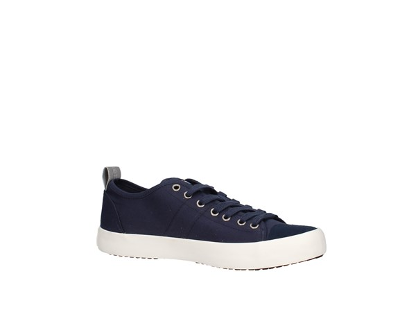 Blauer. U.s.a. 9svegas03/can Blue Shoes Man Sneakers