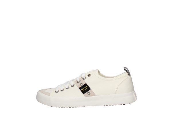 Blauer. U.s.a. 9svegas03/can White Shoes Man Sneakers