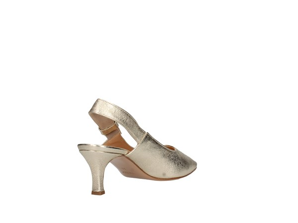 Paola Ghia 8256 Platinum Shoes Women Decollete'