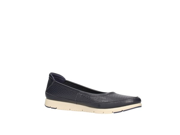 Frau 51n2 Blue Shoes Women Ballerina