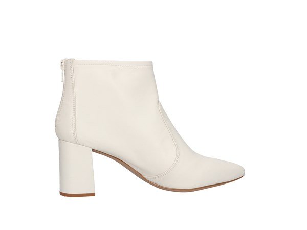 Unisa Kuje Ivory Shoes Women Tronchetto