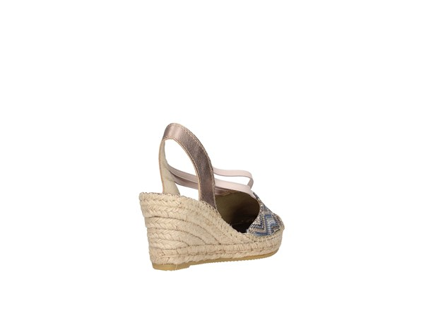 Vidorreta 05500europa Multicolor light blue Shoes Women Espadrilles