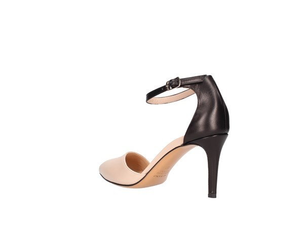 Albano 2235 Black Shoes Women Heels'