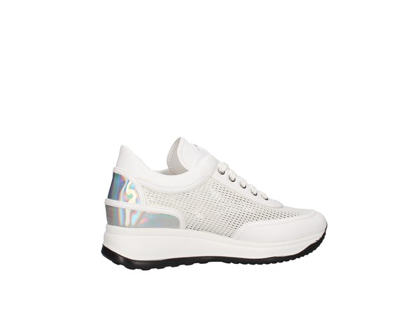 Agile By Rucoline 1304 White Shoes Women Sneakers