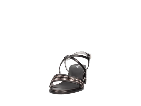 Nero Giardini P908253d Black Shoes Women Sandal
