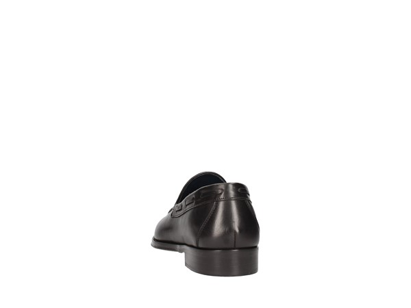 Alexander 6127 Black Shoes Man Moccasin