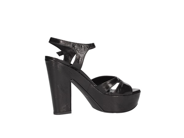 Martina B 19-691-c9-cr Black Shoes Women Sandal