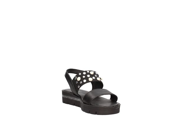 Jeiday 2453867 Black Shoes Women Sandal