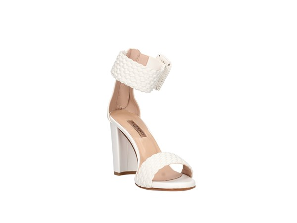Albano 2115 White Shoes Women Sandal
