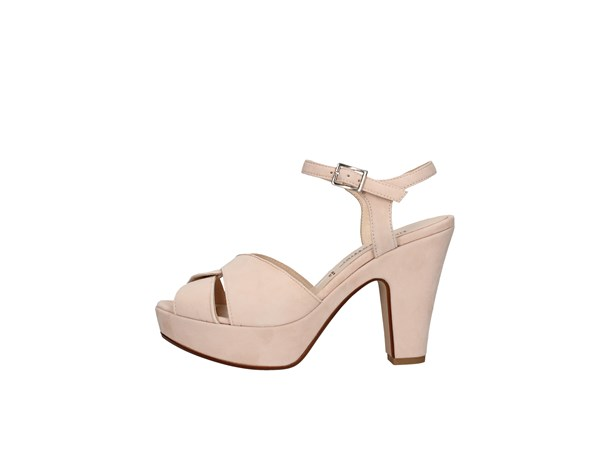 Silvia Rossini 2106 Nude Shoes Women Sandal
