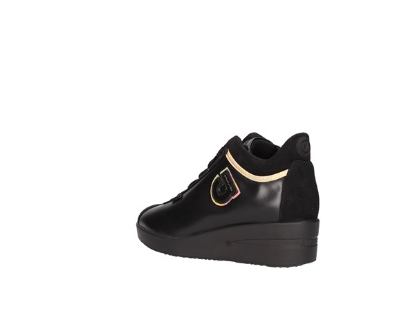 Agile By Rucoline 226 Micro 1973 Black Shoes Women Sneakers