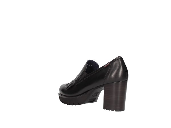 Callaghan 21901 Black Shoes Women Moccasin