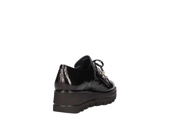 Callaghan 14828 Black Shoes Women Moccasin
