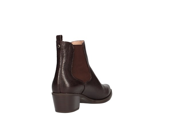 Unisa Greyson Dark Brown Shoes Women Camperos