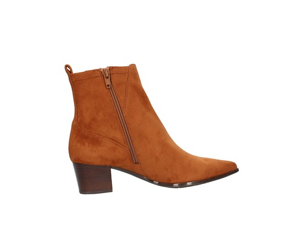 Unisa Jules Leather Shoes Women Tronchetto