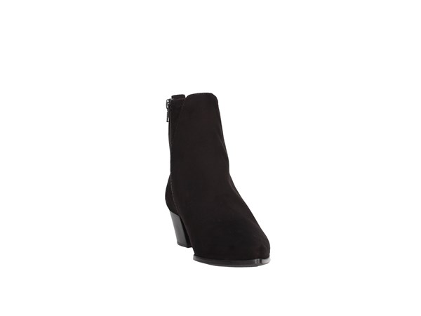 Unisa Jules Black Shoes Women Tronchetto