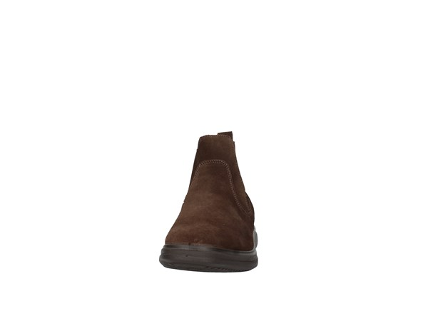 Igi&co 4108933 Dark Brown Shoes Man Boots
