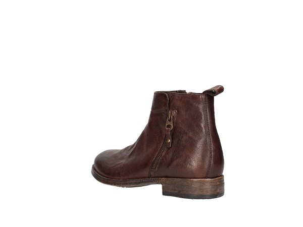 Soldini 20639-t-v67 Dark Brown Shoes Man Boots