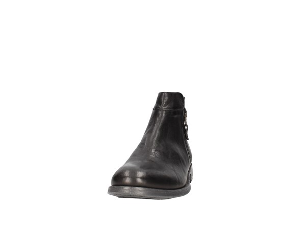 Soldini 20639-t-v67 Black Shoes Man Boots
