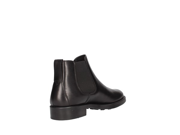 Soldini 19612-1-g93 Black Shoes Man Boots