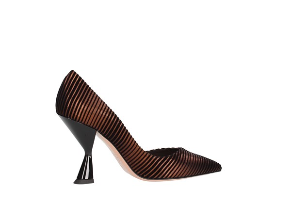 G.p. Per Noy Bologna Gp311 Black / Bronze Shoes Women Heels'
