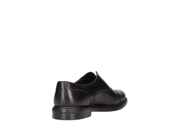 J.b.willis 2501-4 Black Shoes Man Francesina
