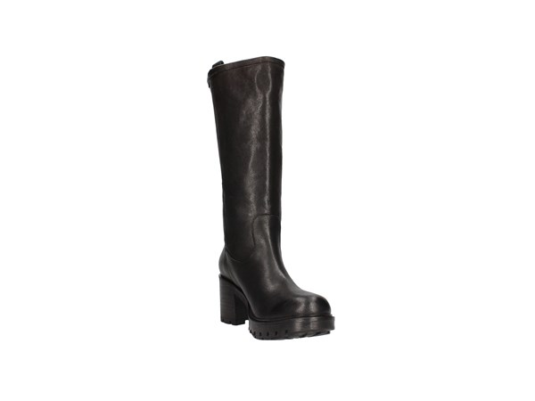 Gio+ G5048 Black Shoes Women Boot