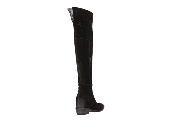 Sofia Arbus G5256 Black Shoes Women Boot