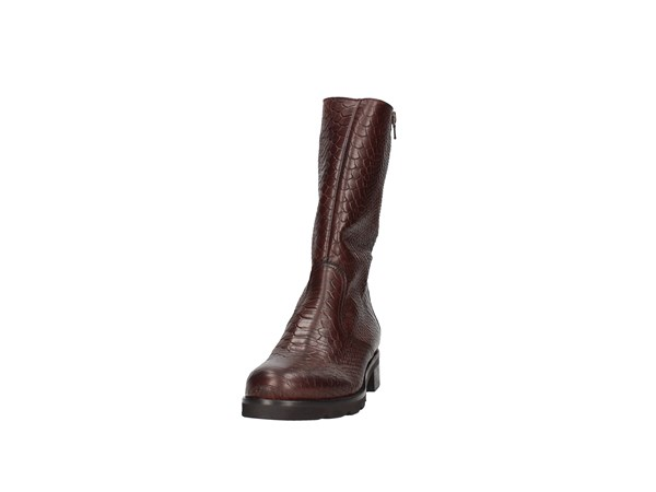 Lg Alice 12 Dark Brown Shoes Women Boot