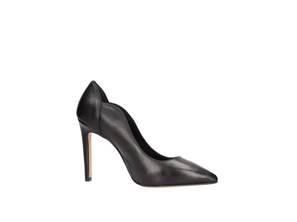 Silvia Rossini 3406.s Black Shoes Women Heels'
