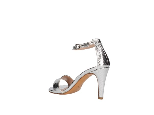 L'amour By Albano 203 Silver Shoes Women Sandal