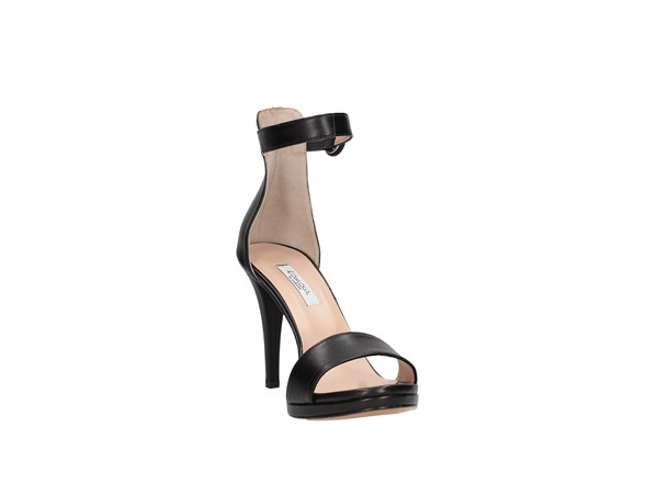 L'amour By Albano 200 Black Shoes Women Sandal