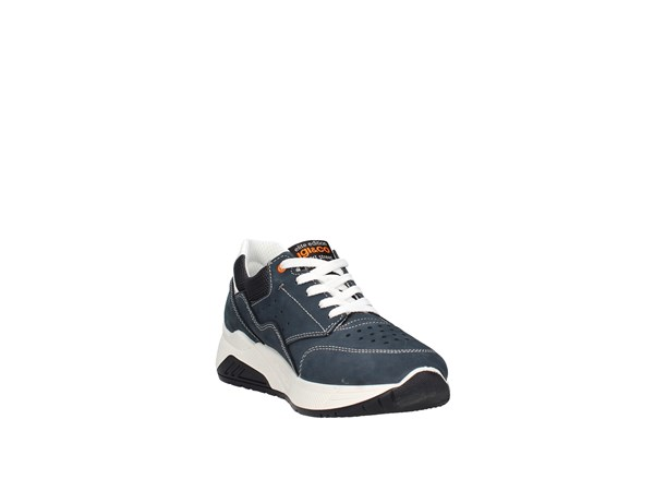 Igi&co 5132033 Blue Shoes Man Sneakers
