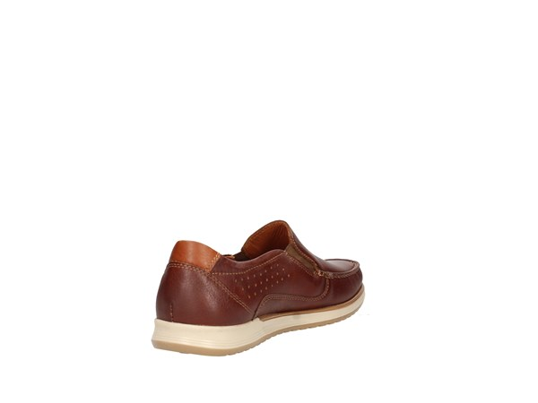 Braking 6562 Brown Shoes Man Moccasin