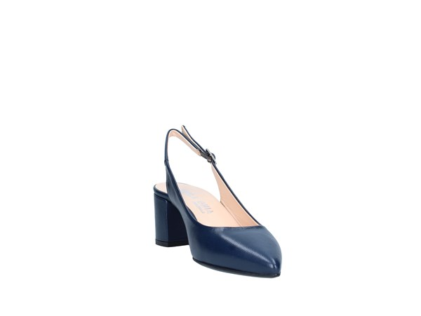Paola Ghia 8724 Blue Shoes Women Heels'