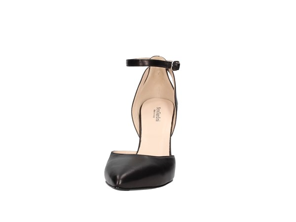 Nero Giardini E011073de Black Shoes Women Heels'