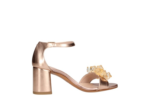 Albano 4016 Copper Shoes Women Sandal