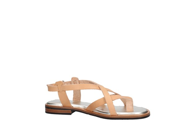 Frau 8568 Light Leather Shoes Women Flops