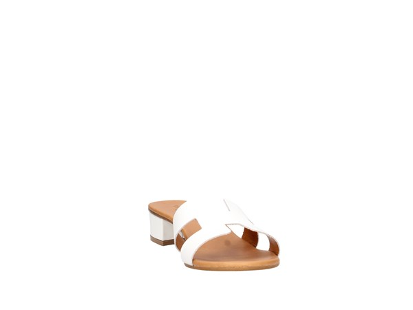 Vincent Vega T306 White Shoes Women ousted