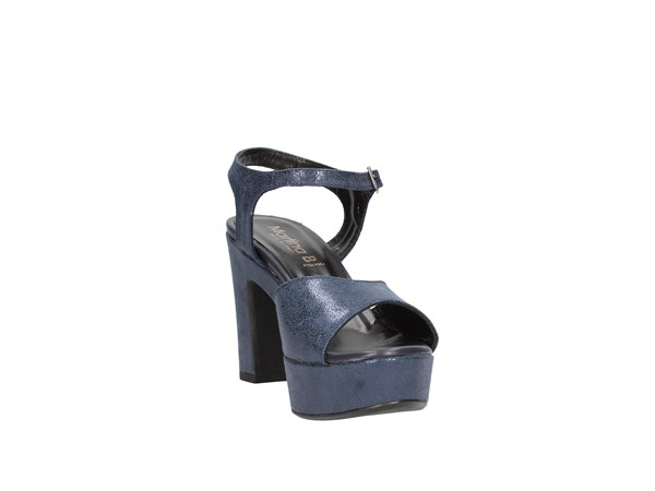 Martina B 20-625/p12-nv Blue Shoes Women Sandal