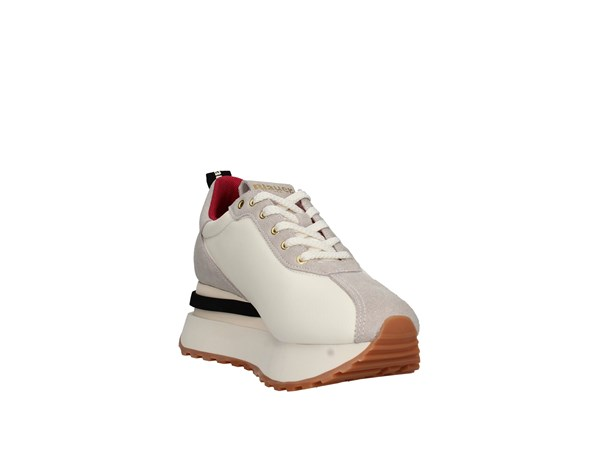 Blauer. U.s.a. F0mabel01/lan White Shoes Women Sneakers