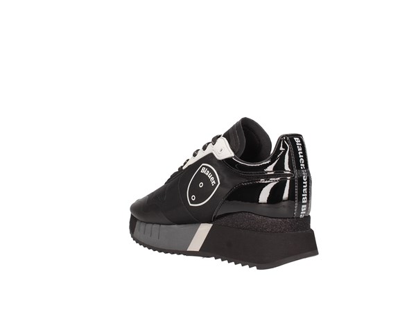 Blauer. U.s.a. F0myrtle03/net Black Shoes Women Sneakers