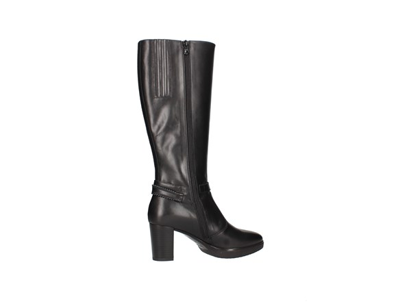 Nero Giardini I014000d Black Shoes Women Boot