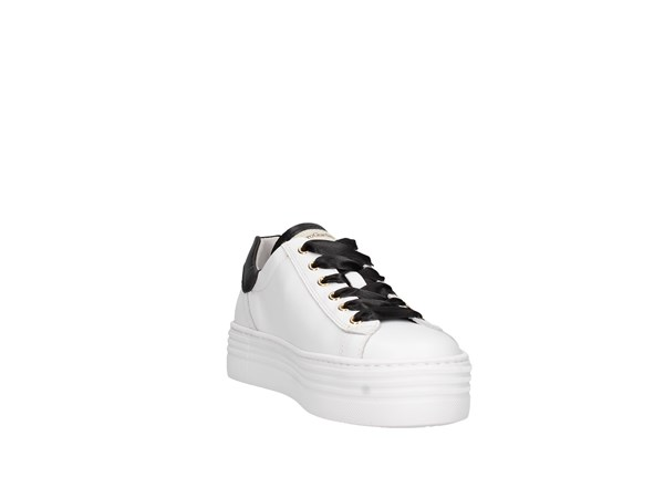 Nero Giardini I013370d White Shoes Women Sneakers