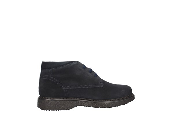 Callaghan 12302 Blue Shoes Man ankle