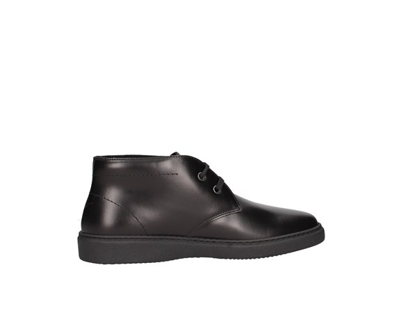 Frau 19l5 Black Shoes Man ankle